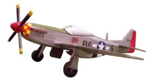 Osborn Model Kits HO 1074 P-51D Mustang Kit