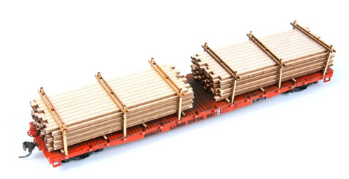 American Model Builders HO 201 Extended Lumber Load Kit