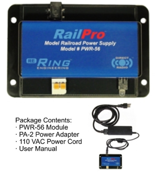 Ring Engineering PWR-56 Power Supply for RailPro