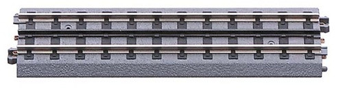 "MTH RealTrax O 40-1068-2 10"" Ground Straight Track (2)"