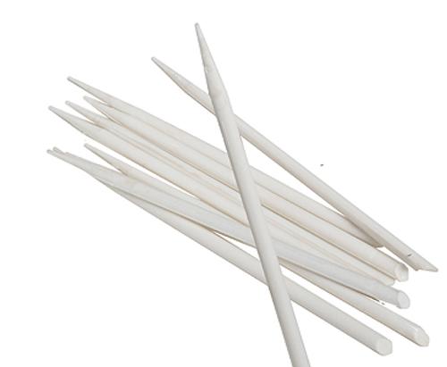 Alpha Precision Abrasives 403 Plastic Sanding Needles, Fine 320 Grit (8)