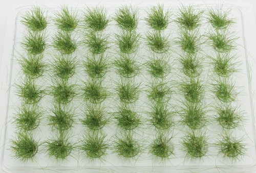 "Walthers SceneMaster HO 949-1112 Grass Tufts 1/2"" Tall, Summer (42)"
