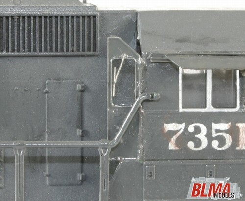 BLMA N 17 Spartan Style Cab Doors