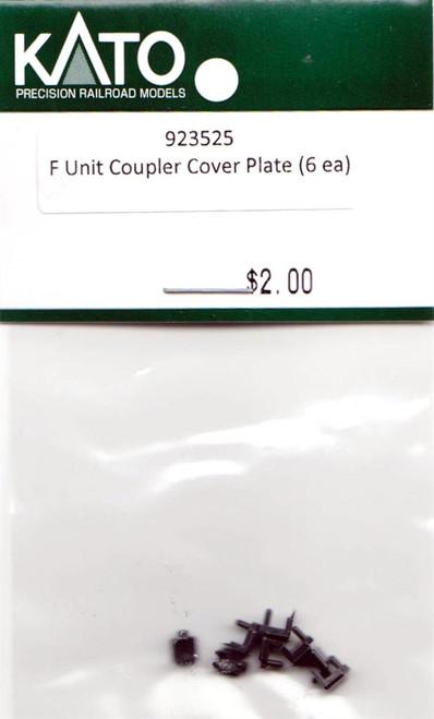 Kato N 923525 F Unit Coupler Cover Plate (6)