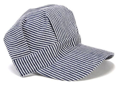 Brooklyn Peddler 00058 Engineer Train Hat, Adult (Adjustable Blue)