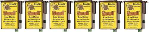 "Circuitron 800-6206 ""Smail"" Slow Motion Actuator with Integrated Logic (DCC Decoder Equipped) 6-Pack"