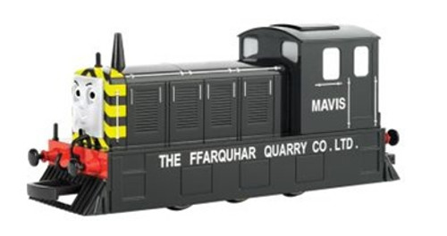 Bachmann HO 58801 Mavis with Moving Eyes