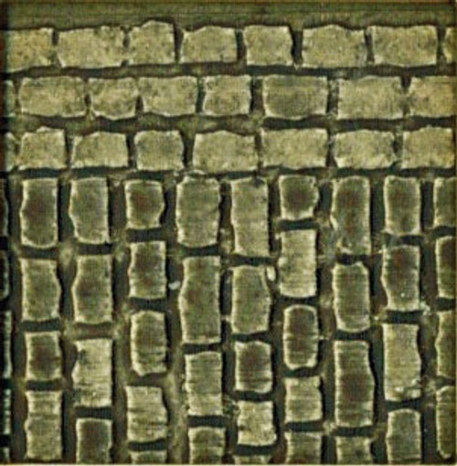 Chooch HO/O 8658 Flexible Large Cobblestone Street
