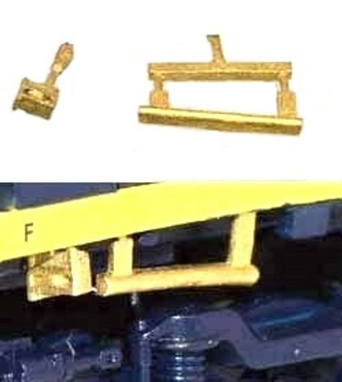 Image of Alco Brake Chain Guide