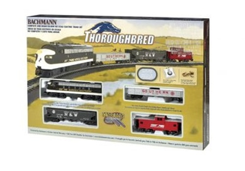 Bachmann HO 00691 Thoroughbred Starter Set