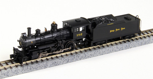 Bachmann N 51459 Baldwin 4-6-0 Steam Locomotive, Nickel Plate Road #182 (DCC Equipped)