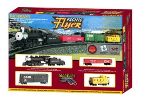 Bachmann HO 00692 Pacific Flyer Starter Set