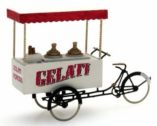 Artitec HO 387.298 Ice Cream/Gelati Tricycle Venezia