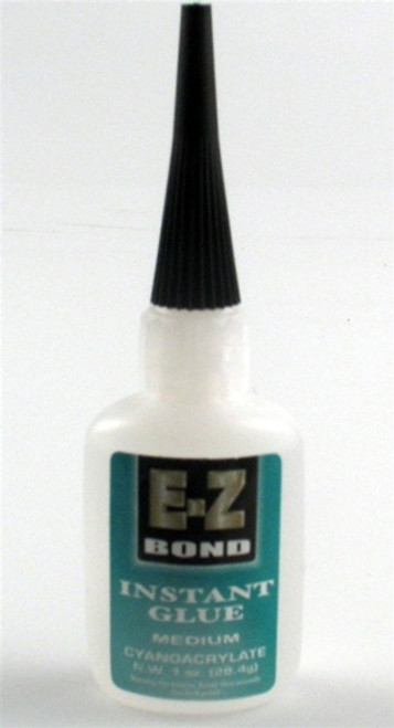 E-Z Bond Instant Glue Medium 1 oz.