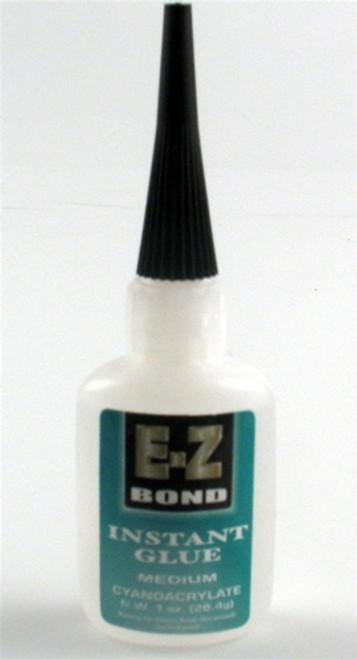 E-Z Bond Instant Glue Medium 1 oz.