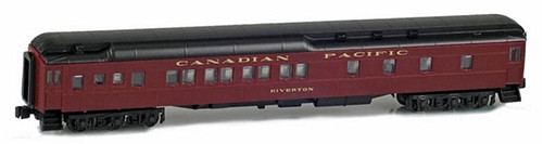 "American Z Line Z 71241-4 Pullman 8-1-2 Sleeper Car, Canadian Pacific ""Riverton"""