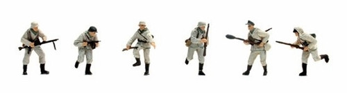 Artitec HO 387.82-W1 German Army Dt. Infantry with Weapons, Winter (6)