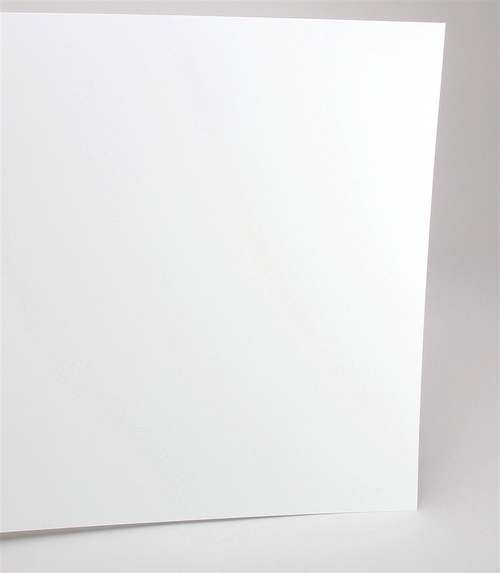 "Evergreen Scale Models 19030 12"" x 24"" Plain White Sheet .030"" (1)"