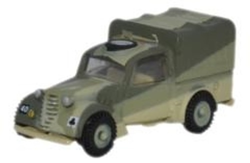 Oxford Diecast N NTIL003 Austin Tilly 11th African Division, British Army, Sudan WWII