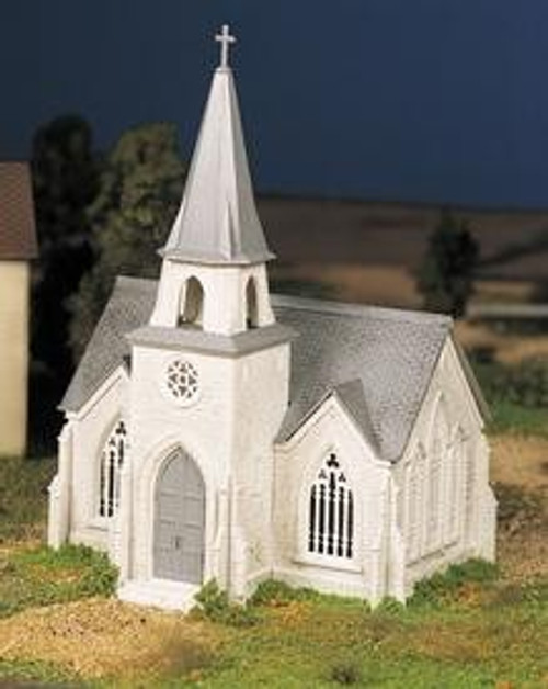 Bachmann Plasticville O 45981 Cathedral Kit