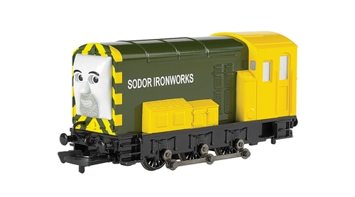 Bachmann HO 58813 Iron Bert With Moving Eyes, Sodor Ironworks