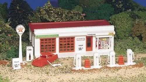 Bachmann HO 45174 Gas Station Snap Kit