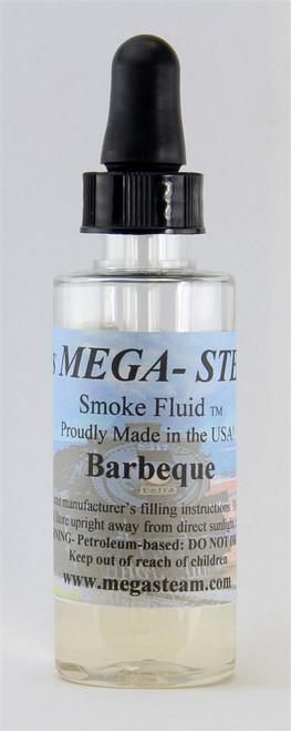 JT's Mega Steam O/HO BBQ Smoke Fluid 2 Oz. Bottle, Barbeque