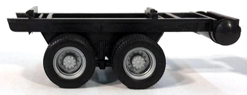 Herpa HO 005300 Dual Axle Trailer Chassis