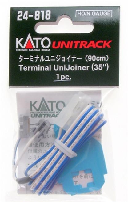 "Kato HO/N 24818 Terminal UniJoiner (35"" Long Wire)"