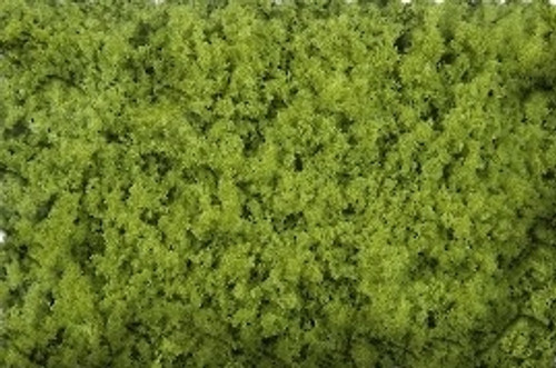 Scenic Express EX811E Flock and Turf Ground Cover, Spring Green Coarse 48 oz. ECO Pack