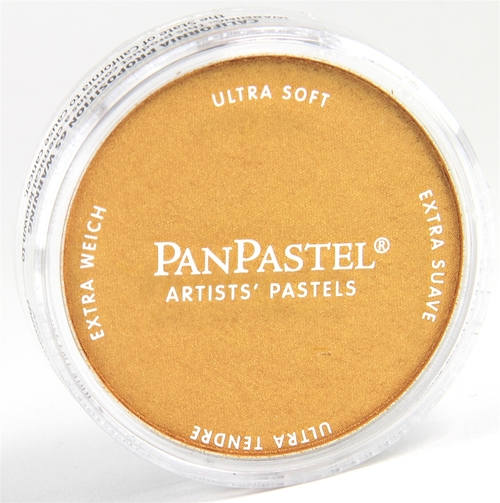 PanPastel 29115 Metallic Rich Gold