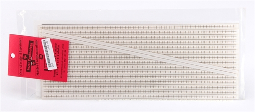 American Model Builders HO 285 Tabbed Shingle Strips