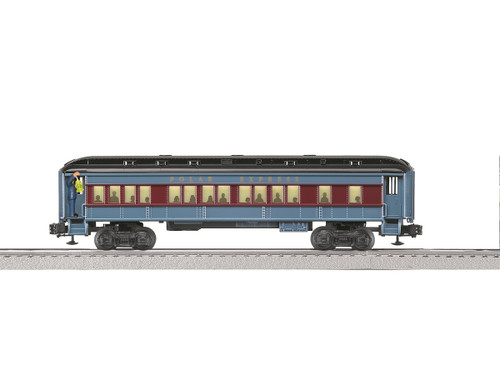 Lionel O 6-83437 Conductor Announcement Car, The Polar Express