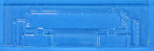 Micro-Trains N 98401024 40' Modern Log Car Plastic Nests, Top and Bottom (2) (d)