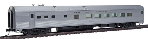 Walthers Mainline HO 910-030155 85' Budd Diner, New York Central