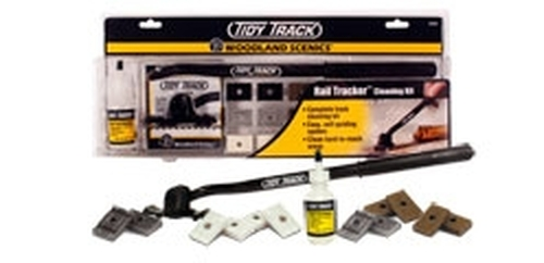Woodland Scenics TT4550 Rail Tracker Cleaning Kit