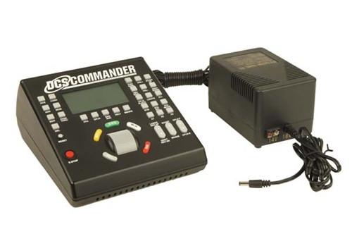 MTH HO/O 50-1029 DCS Commander With 100 Watt Power Supply