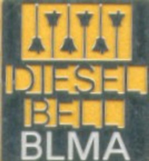 BLMA N 75 Frame Mounted Bell