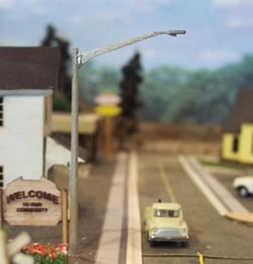 Osborn Model Kits HO 1098 Street Lamps