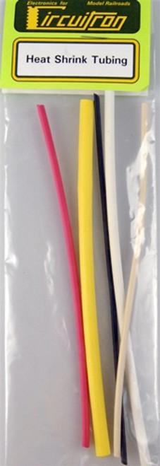 Circuitron 800-8700 Heat Shrink Tubing (Assorted Diameters)