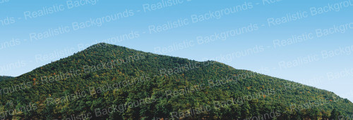 "Realistic Backgrounds 704-07 Mountains Scene B 13"" x 38"""
