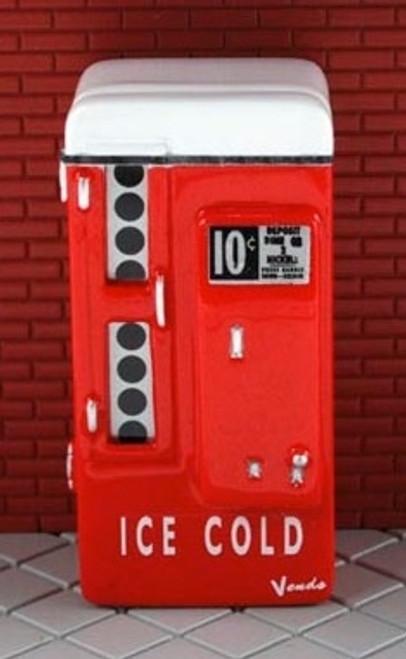 American Heritage Models O 43-912 Soda Machine