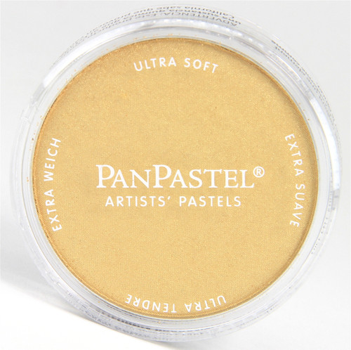 PanPastel 29105 Metallic Light Gold (d)