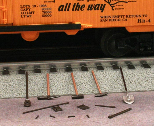 American Heritage Models O 43-924 Track Gang Set