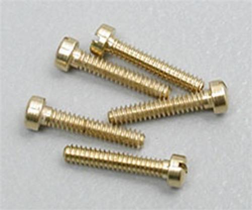 "Hob-Bits H830 Fillister Head Screws Size: 1-72 Length: 1/4"" (5-Pack)"