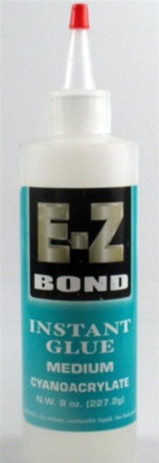 E-Z Bond Instant Glue Medium 8 oz.