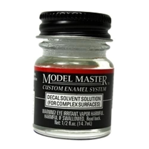 Model Master 2145 Decal Solvent Solution (1/2 oz. Bottle)
