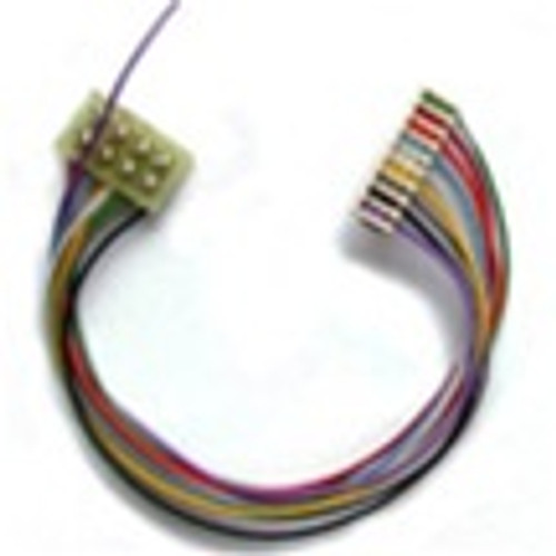 Train Control Systems 1037 E6 T Series Harness for the Life-Like Proto 2000