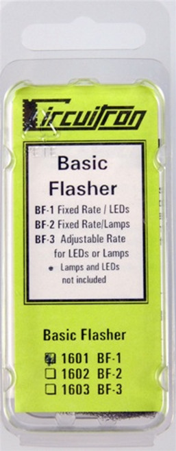 Circuitron 800-1601 BF-1 Basic Flasher (d)