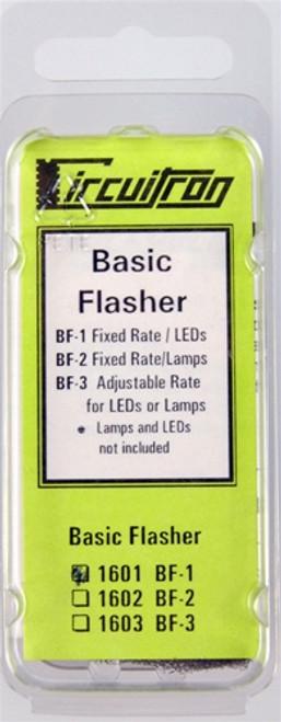 Circuitron 800-1601 BF-1 Basic Flasher (d)